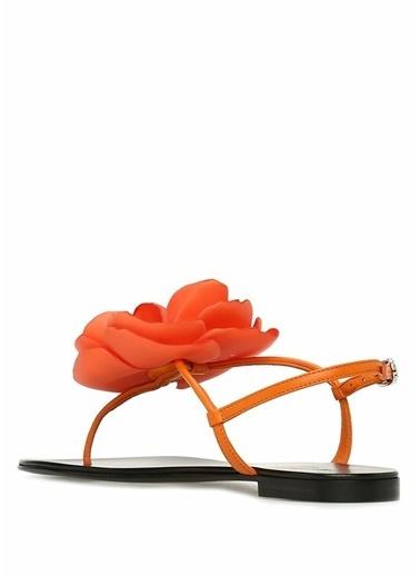 Giuseppe Zanotti Sandalet Kırmızı